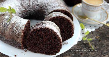 vlazhnyj shokoladnyj keks na kefire 9