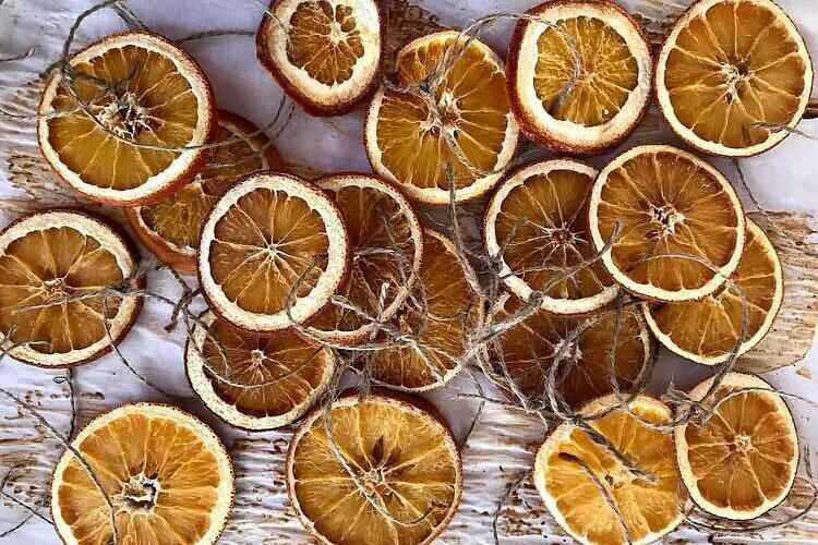 Как использовать кожуру апельсина