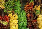 Цвет бананов
