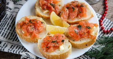 Соленые брюшки и хребты лосося