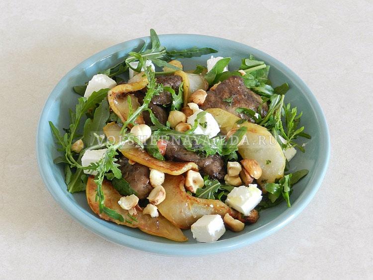 salat s grushej i pechenyu 7