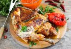 Цыпленок пири-пири