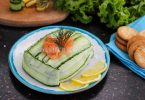 Бутербродная намазка из красной рыбы