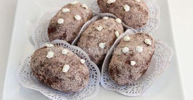 Пирожное «Картошка» из печенья (без сгущенки)