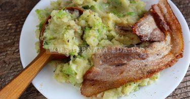 Стамппот — картошка с капустой