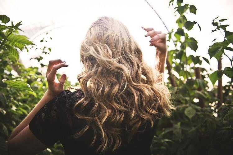 Рацион для здоровых волос