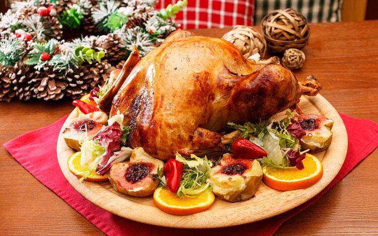 Праздничная индейка: 5 новогодних рецептов