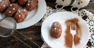 Пирожное «Картошка» по ГОСТу