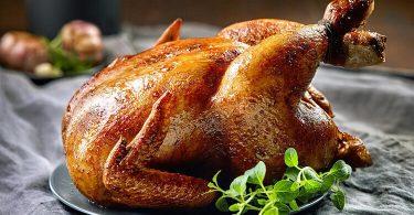 Курица на Новы год