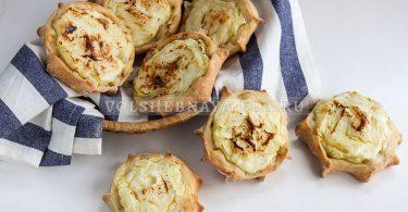 Шаньги с картошкой