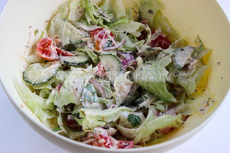 smetan salat 7