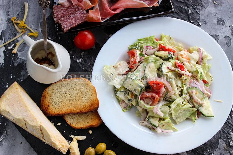 smetan salat 8