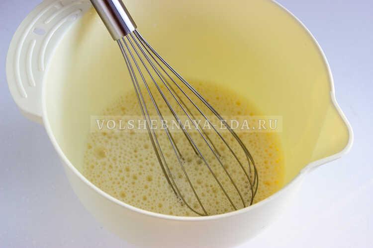 bliny s tvorozhnym syrom i ikroj 1