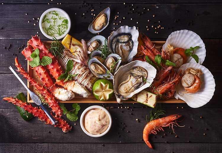 Зачем есть морепродукты