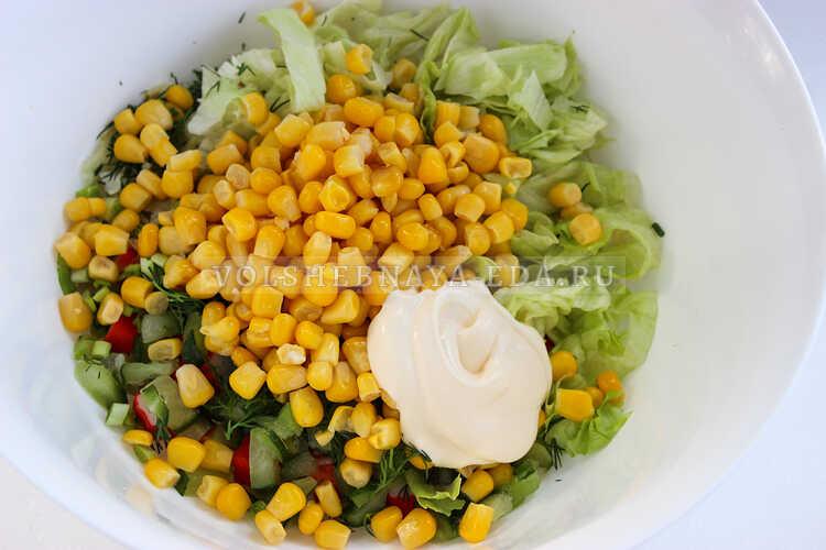 salat iz krabovyh palochek nezhnost 4