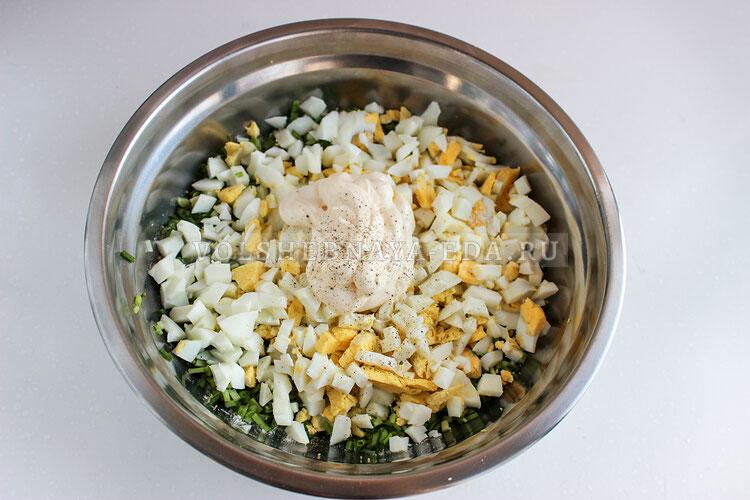 salat romashka 3