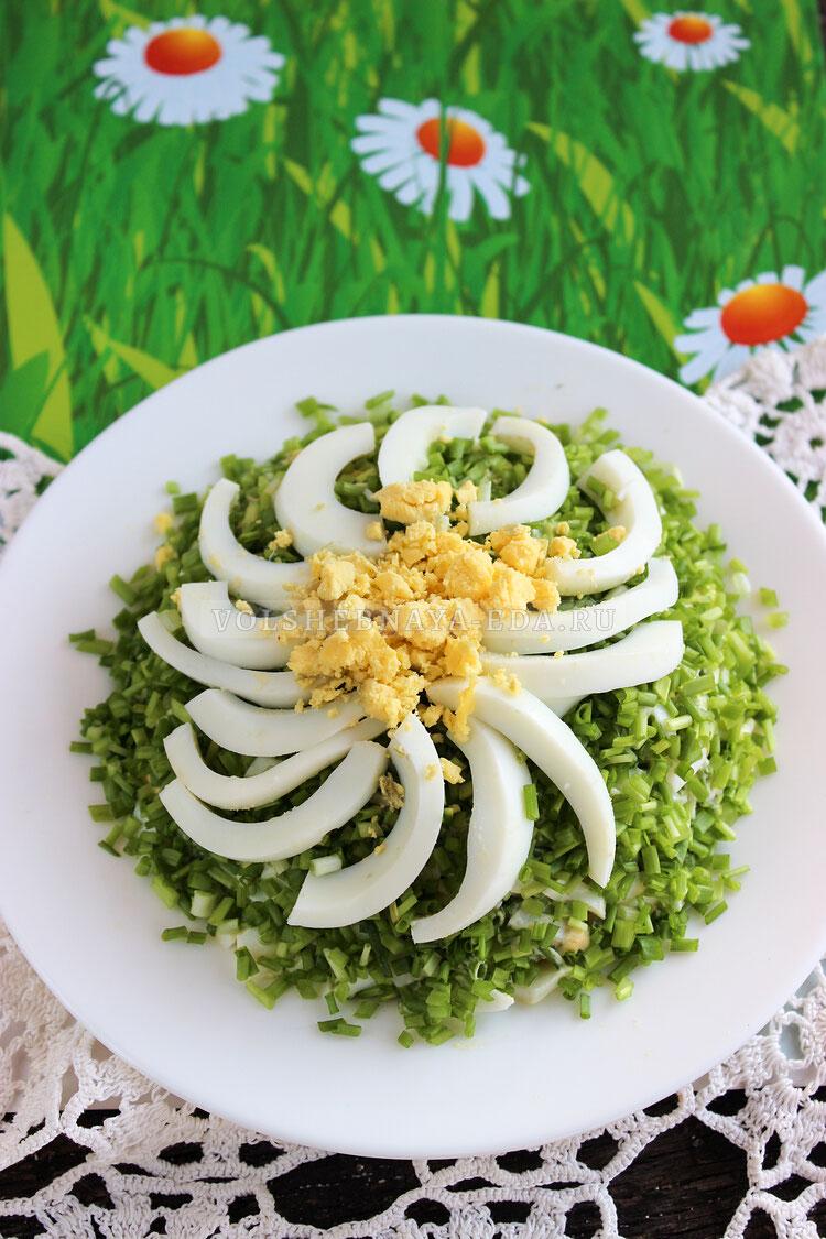salat romashka 7