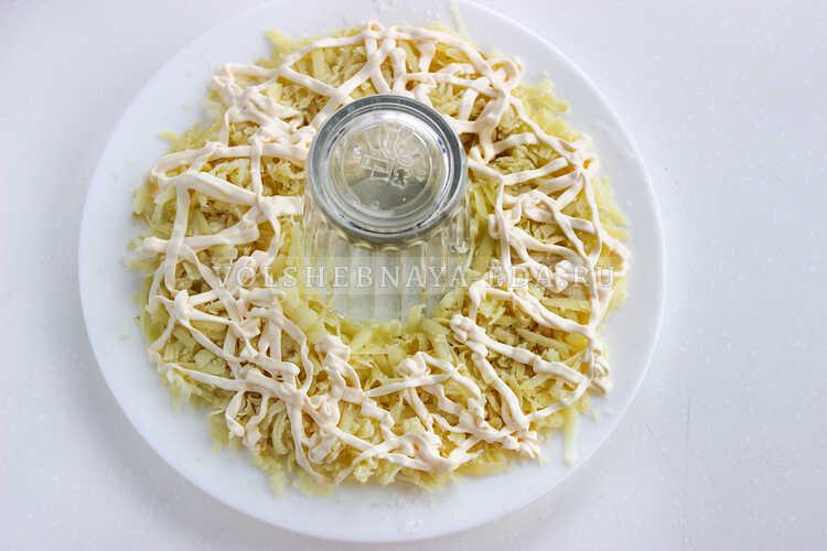 salat rozhdestvenskij venok 1