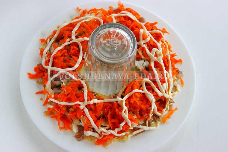 salat rozhdestvenskij venok 4