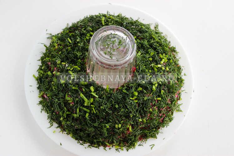 salat rozhdestvenskij venok 6