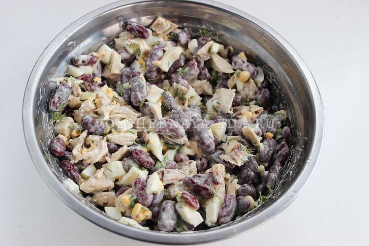 salat s fasoly 6