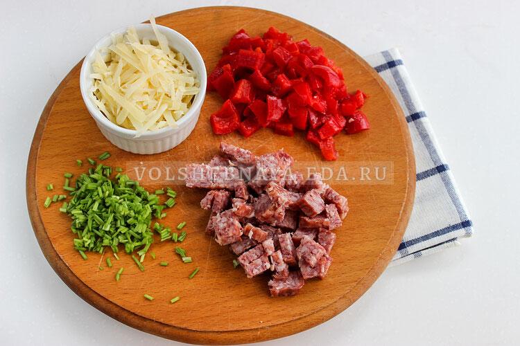 omlet s nachinkoj 1