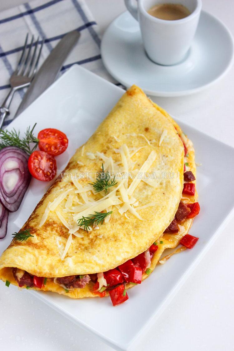 omlet s nachinkoj 10