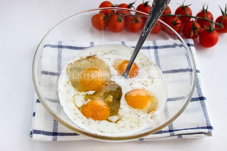 omlet s nachinkoj 2