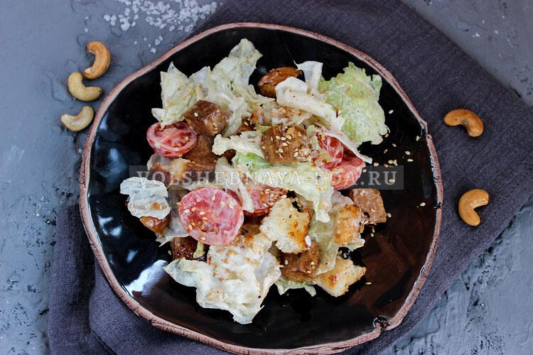 salat s garenym tofu 6