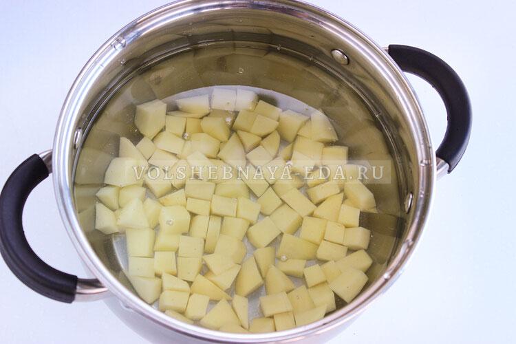 sup s frikadelkami i zamorogennymi ovoschami 3
