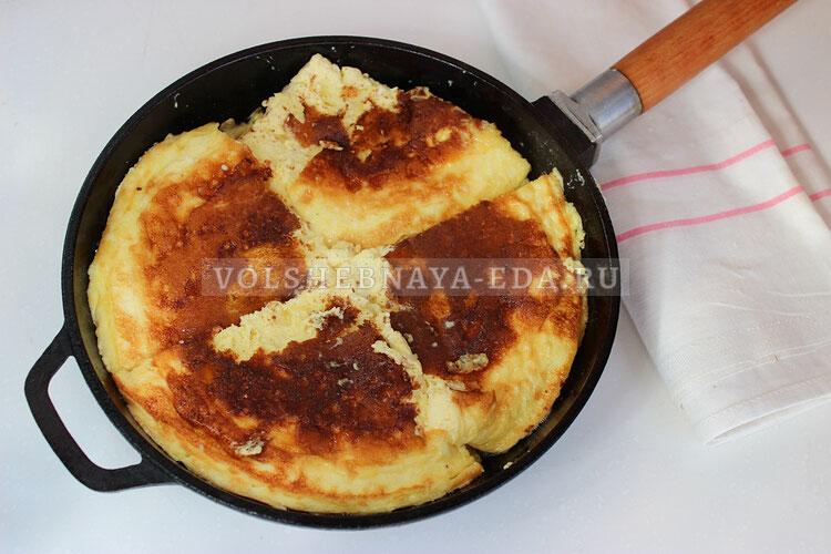 omlet so smetanoj 6
