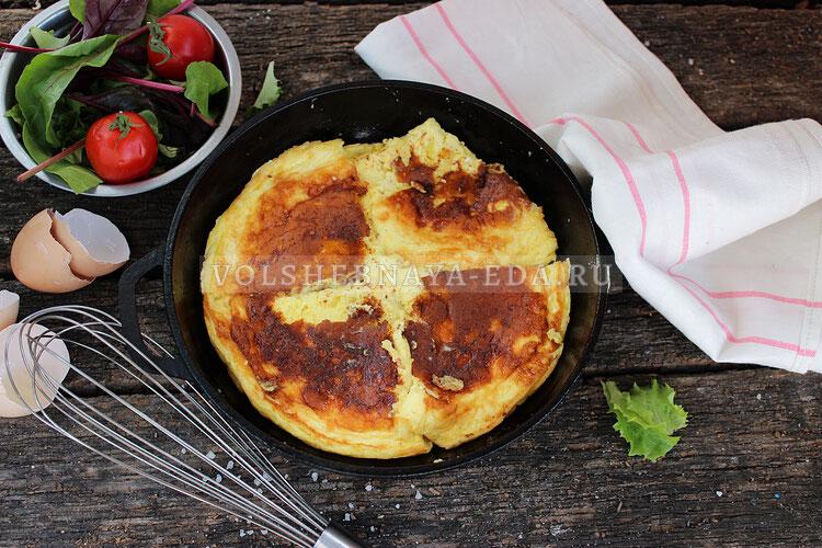 omlet so smetanoj 7