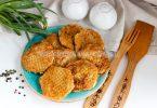 Ленивые беляши — вафельные коржи с фаршем