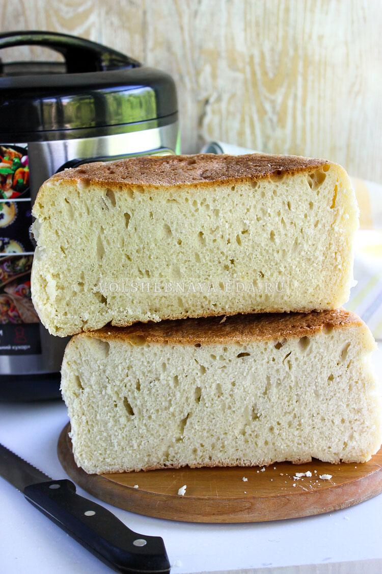 hleb v multivarke 12