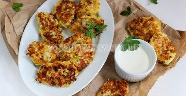 Котлеты из молодой капусты с сыром