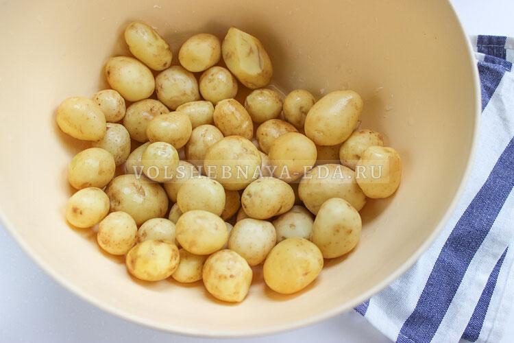 molodoj kartofel s masom 1