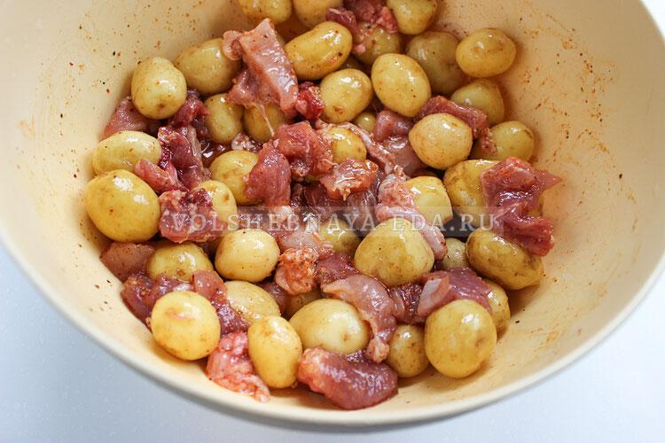 molodoj kartofel s masom 4