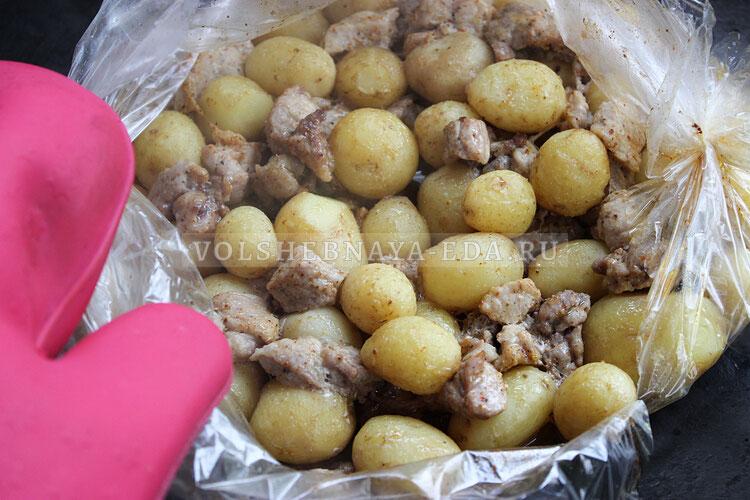 molodoj kartofel s masom 6
