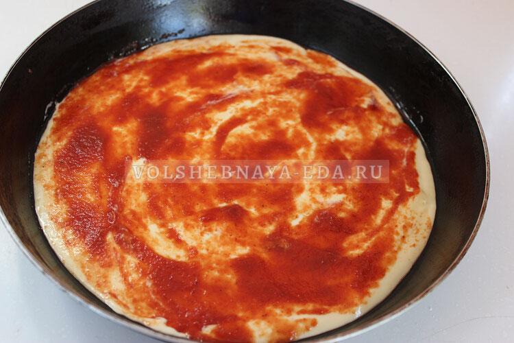 pizza na skovorode 5