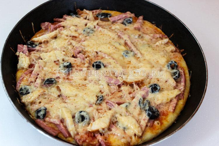 pizza na skovorode 8