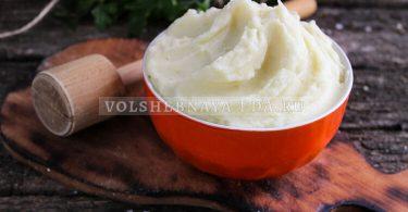 Картофельное пюре по рецепту Робюшона