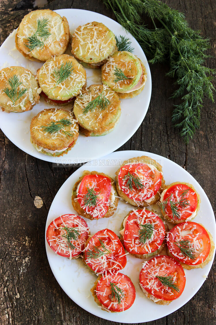 kabachki s pomidorami i syrom 12