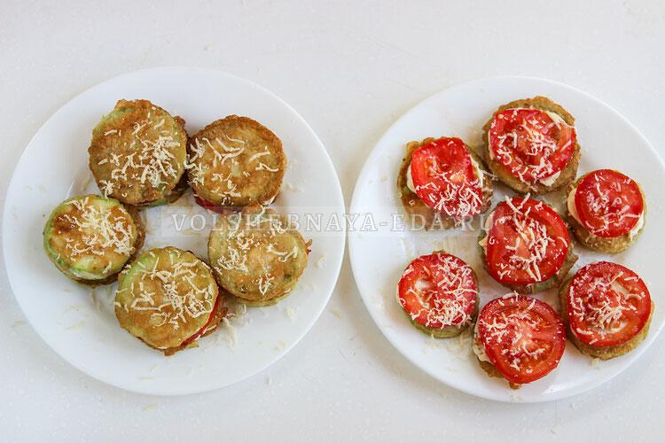 kabachki s pomidorami i syrom 8