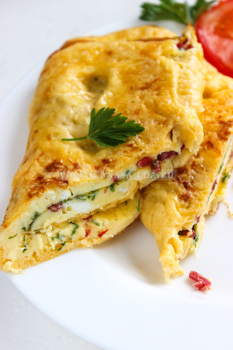 omlet s syrom 11