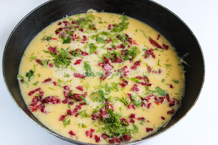 omlet s syrom 6