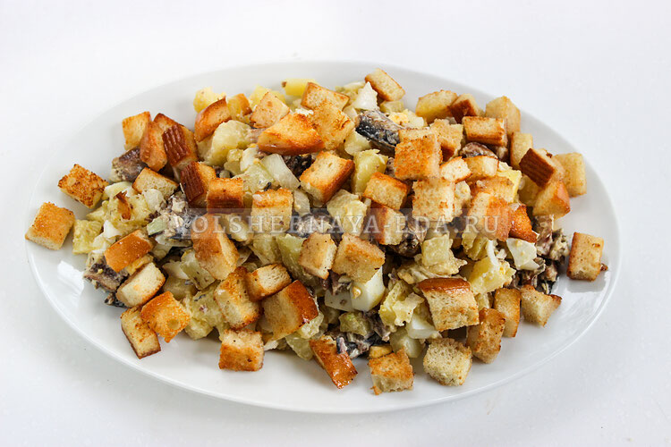 salat so shprotami 8
