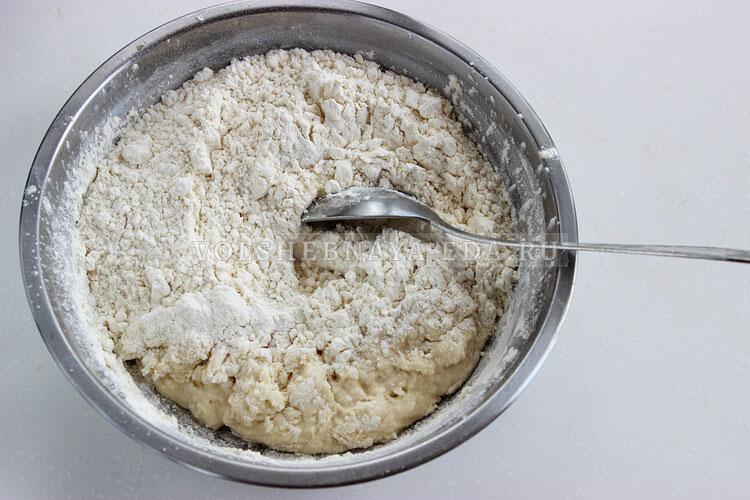 hrustjaschije lepeshki na skovorode 3