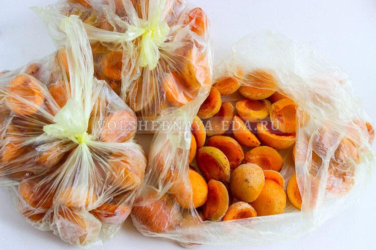 kak zamorozit abrikosy 4