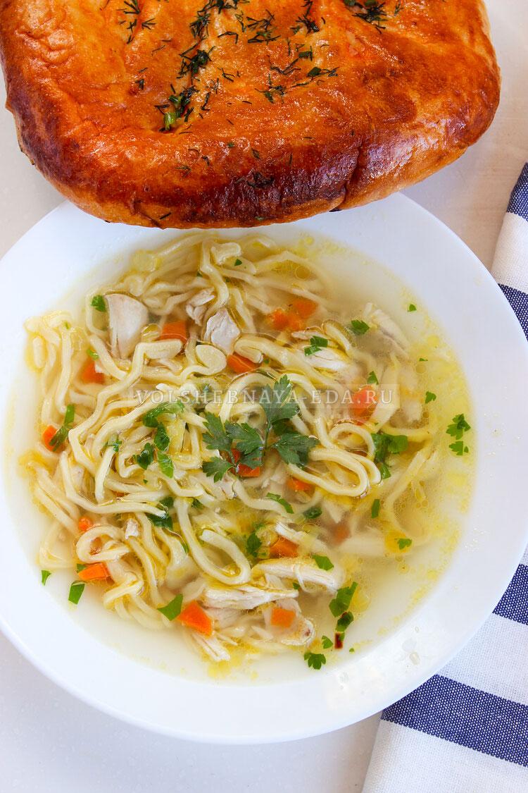 kuriny sup s lapshoj 10