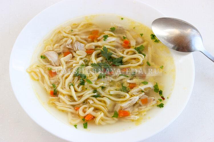 kuriny sup s lapshoj 8